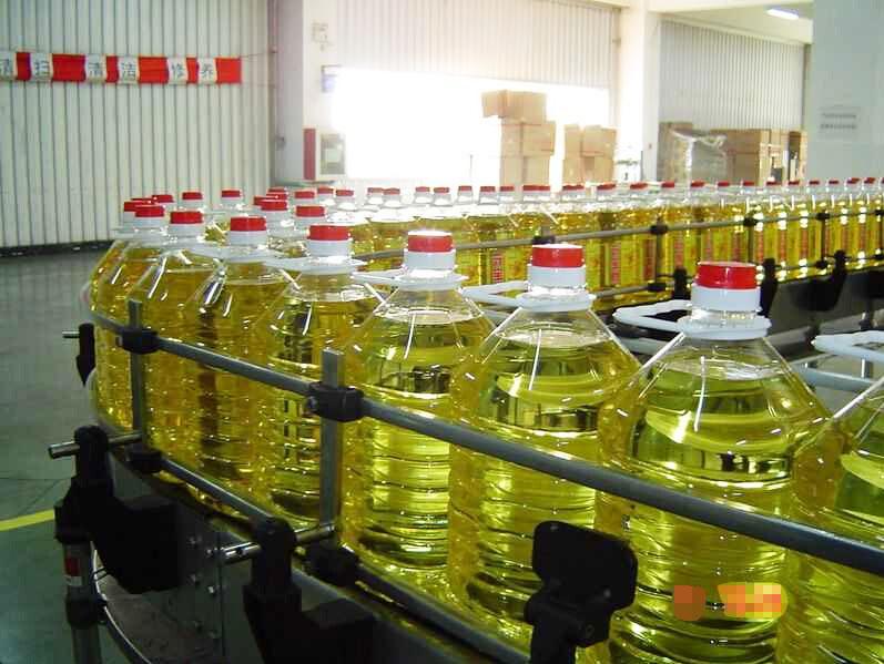 食用油灌裝生產線